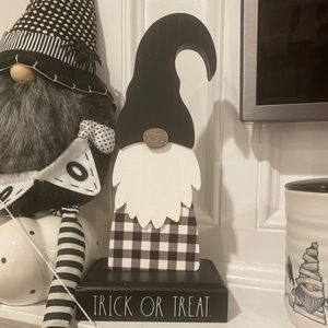 Rae Dunn Trick or Treat Gnome!